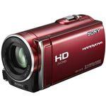 ソニー 32GB内蔵フラッシュメモリー+メモリーカード録画対応ハイビジョンビデオカメラ(レッド) SONY CX170[ HDR-CX170-RC ]の詳細ページへ