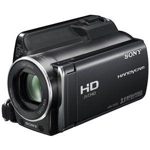 ソニー 120GBハードディスク+メモリーカード録画対応ハイビジョンビデオカメラSONY SONY XR150[ HDR-XR150-BC ]