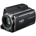 ソニー 120GBハードディスク+メモリーカード録画対応ハイビジョンビデオカメラSONY SONY XR150[ HDR-XR150-BC ]の詳細ページへ