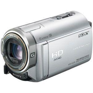 ソニー 64GB内蔵メモリー+メモリーカード録画対応ハイビジョンビデオカメラ(シルバー) SONY CX370V[ HDR-CX370V-S ]