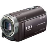 ソニー 64GB内蔵メモリー+メモリーカード録画対応ハイビジョンビデオカメラ(ボルドーブラウン) SONY CX370V[ HDR-CX370V-T ]の詳細ページへ