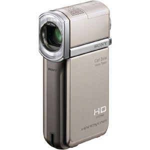 ソニー 16GB内蔵メモリー+メモリースティック録画対応ハイビジョンビデオカメラ [ HDR-TG5V ]