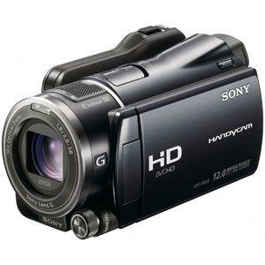 ソニー 240GBハードディスク+メモリーカード録画対応ハイビジョンビデオカメラ SONY XR550V[ HDR-XR550V-B ]