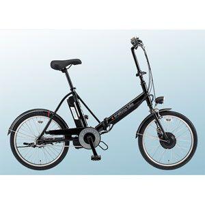 サンヨー 電動ハイブリッド折りたたみ自転車 20型 [ CY-SPJ220-K ]