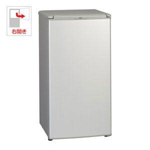 サンヨー 75L 1ドア冷蔵庫(ヘアラインシルバー)
