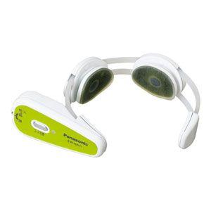 Panasonic(パナソニック) 首専用低周波治療器 グリーン ネックリフレ EW-NA11-G