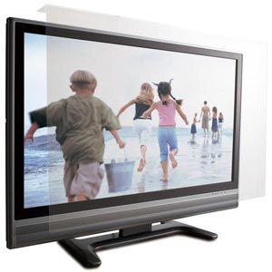 ロアス 40V型用 液晶テレビ保護パネル映り込み軽減タイプ LCG-040AG