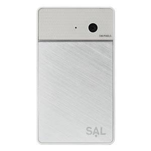 amadana(アマダナ) ポケットビデオカメラ「SAL」VC-242-WH ホワイト