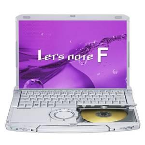 Panasonic(パナソニック) モバイルパソコン Let's note F9 CF-F9LYFTDR 【Office H&B搭載】