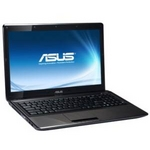 ASUS(アスース) ノートパソコン K52F-SX005V ブラックの詳細ページへ