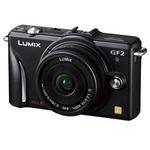 Panasonic(パナソニック) デジタル一眼カメラ レンズキット エスプリブラック DMC-GF2C-Kの詳細ページへ