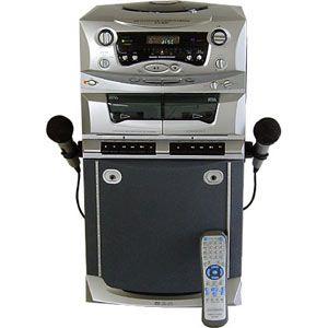 DVDカラオケシステム DVC-W501