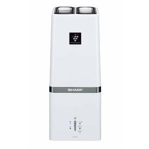 SHARP(シャープ) プラズマクラスターイオン発生機(約6畳用) 高濃度「プラズマクラスター25000」搭載 IG-C100-W ホワイト系