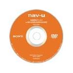 SONY(ソニー) ポータブルナビゲーション nav-u(ナブ・ユー)用 地図更新ディスク NV-U3V/U3/U3C/U3DV用 NVD-U23J 【ナビ地図データ】