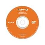 SONY(ソニー) ポータブルナビゲーション nav-u(ナブ・ユー)用 地図更新ディスク NV-U75V/U75用 NVD-U41J 【ナビ地図データ】