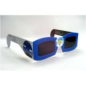 【05月15日まで】日食グラス AFOM SOLAR V GLASS 【3個セット】