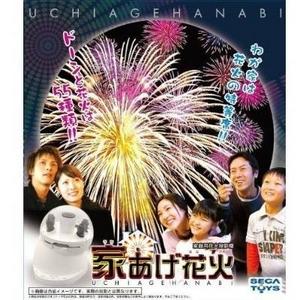 【プラネタリウム】ワンタッチでお家の中で打ち上げ花火が出来る!