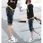 ファッション人気七分丈パンツ★Sサイズ