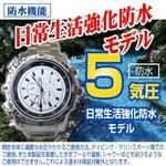 【小型カメラ】腕時計型マルチカメラ(匠ブランド)5気圧防水・ホワイトパネル