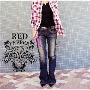 red pepper(レッドペッパー) レディース・デニム #5203 25