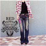red pepper(レッドペッパー) レディース・デニム #5203 25の詳細ページへ