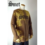 smet(スメット) long tee flagskull(men's) brown Mの詳細ページへ
