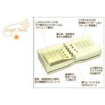 東京西川 新リラクゼーションフォーム低反発枕 エンジェルフロート ふつう(約10cm)