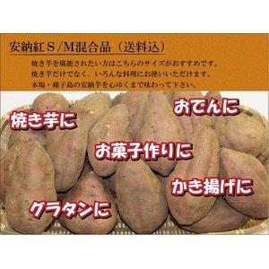 安納紅S/M混合品 5kg