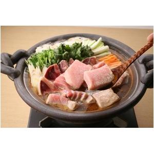 【三崎恵水産】三崎漁師のまぐろ鍋セット4?5人前
