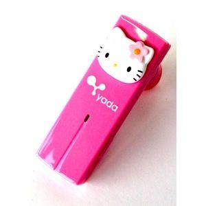 Hello Kitty (ハローキティ)ヘッドセット ★ハンズフリーイヤフォン&マイクセット