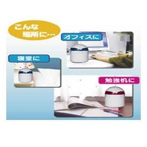 みどりの香りとパーソナル気化式加湿器(ブルー)のセット