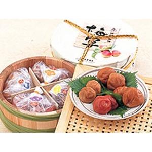 紀州南高梅 4種詰め 「梅宴」