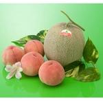 赤肉メロンと桃の詰め合わせ赤肉メロンと桃の詰め合わせの詳細ページへ