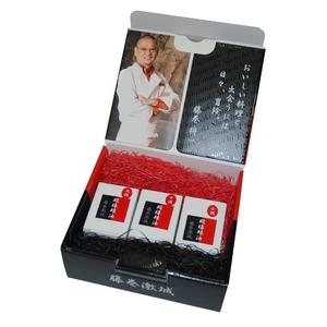 食べる高級ラー油!殿様ラー油(中激3個入りセット)【10000円ラーメンの藤巻激城が送りだす!】