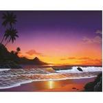 キモ作/ハワイを包む風(ジクレ)の詳細ページへ