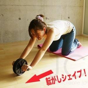 【カラーお任せ】 腹筋ローラー アブスライダー