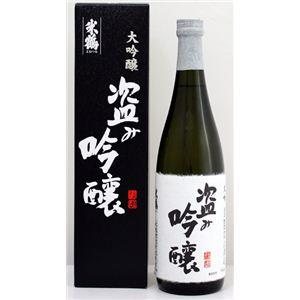 米鶴(よねづる) 盗み吟醸 大吟醸 720ml