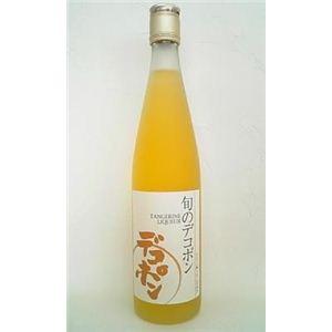 球磨常楽 リキュール 旬のデコポン酒 500ml