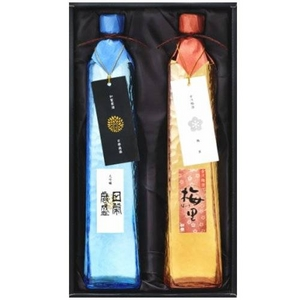 日栄 清酒・梅酒セット 「古都のかおり」 KK-50