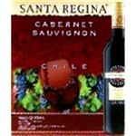 チリ産 赤ワイン サンタ・レジーナ カベルネ ソーヴィニヨン 3L(4本入 計12L)