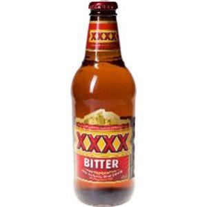 オーストラリア産ビール フォーエックス 瓶 375ml×24本