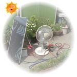 15Wソーラー発電システムバッテリー/150Wインバーターセット【NK-PS15DX】 太陽光発電でECO【Sograndpower Series】