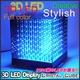 CRISTAL CUBE 3D LED Display (クリスタルキューブ3D LEDディスプレイ)