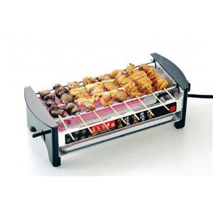 YR-4258 角型電気たこ焼&焼き鳥セット