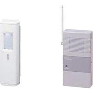 ハイアラーム3 ビーム/ワイド検知送信部・受信警鳴部セット H-40