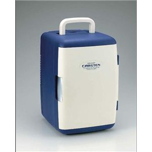カーステン 2電源式温冷蔵庫 CS-01 ブルー