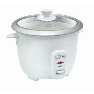 LF-001 ライフフィット 炊飯器 2合炊き 48-01301