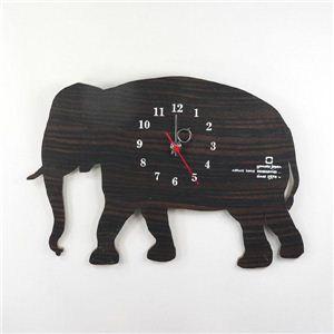 SHADOW W(掛け時計) YK10-104 ゾウ