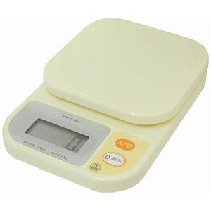 コンパクトスケール 1kg KS-108 イエロー