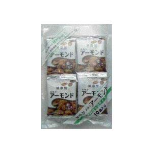 0706000 無添加素焼きアーモンド 7g×10p×20袋